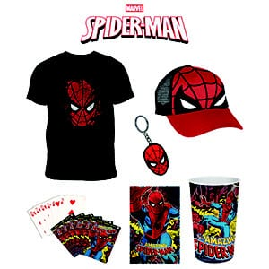 Spiderman Showbag