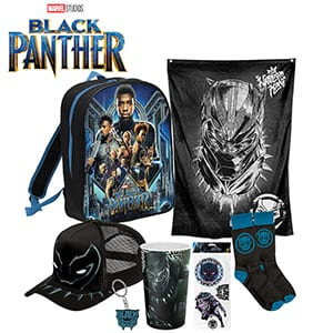 Black Panther Showbag