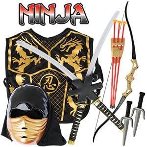 Ninja Deluxe Showbag