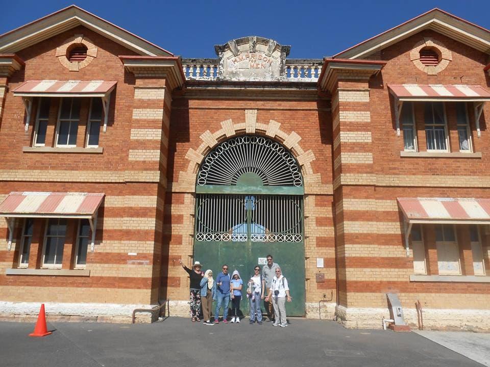 EKKA Wednesday at Boggo Road Gaol   Dutton Park