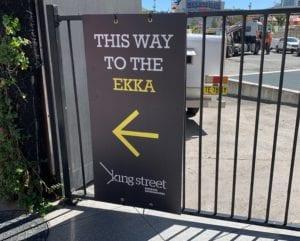 This way to the Ekka
