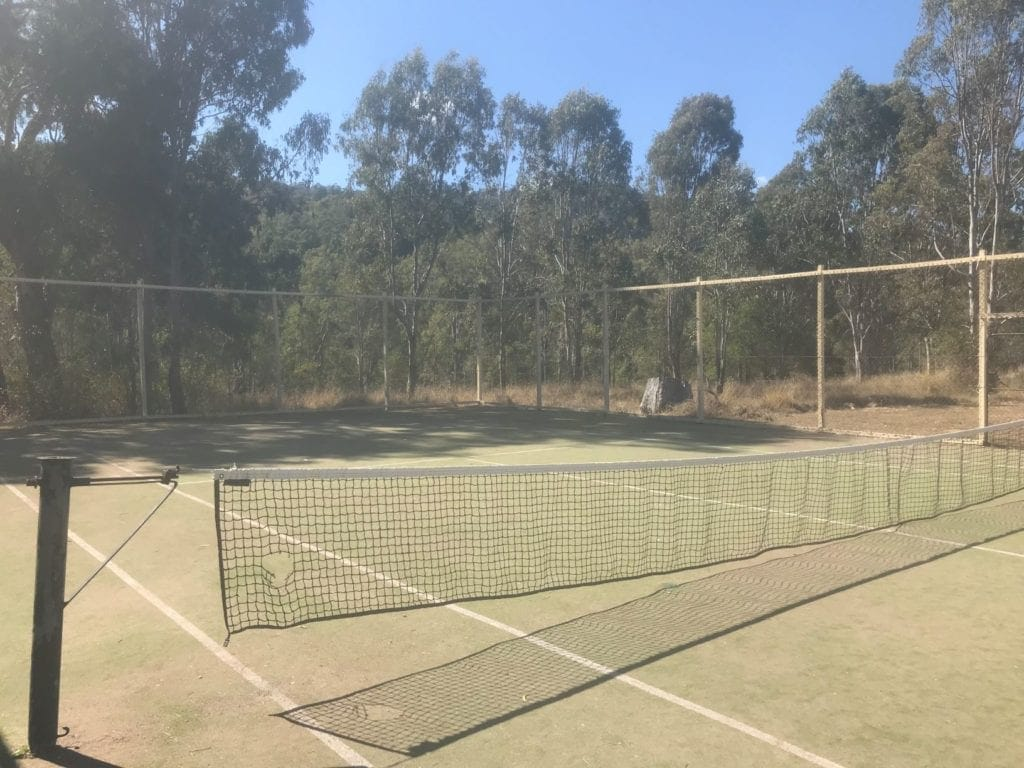 cedar glen farmstay tennis