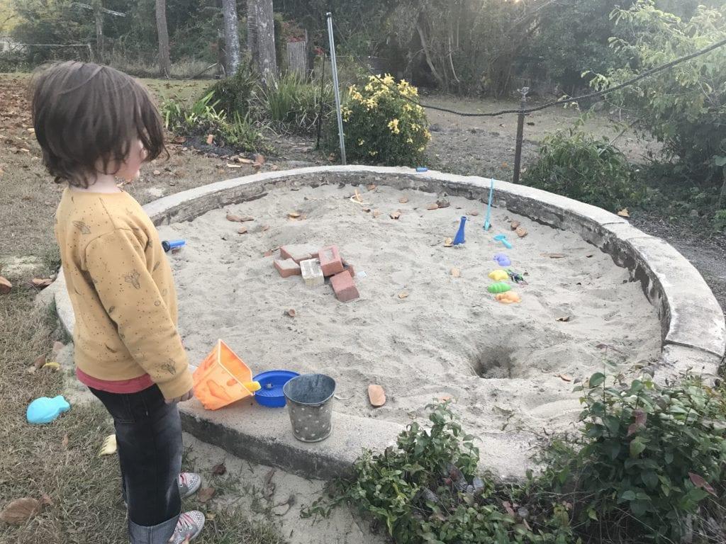 cedar glen farmstay sandpit