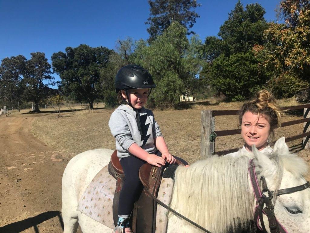 cedar glen farmstay ezra riding