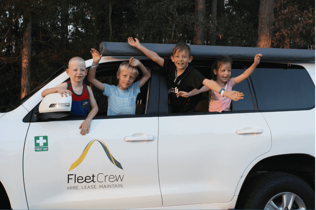 4WD Hire for Brisbane Families