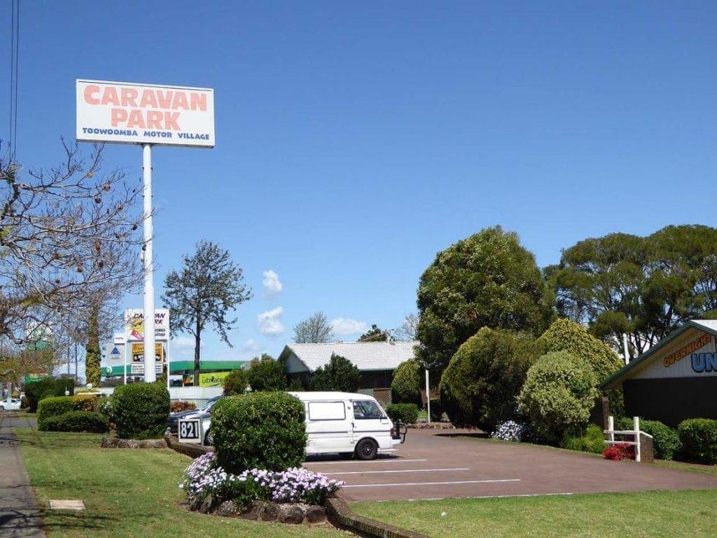Toowoomba Motor Village - Toowoomba Caravan Parks