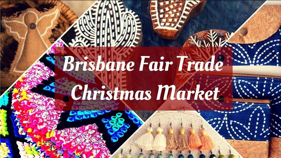 Brisbane fair trade market