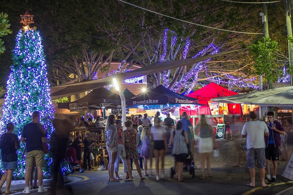 Eumundi Christmas Night Market