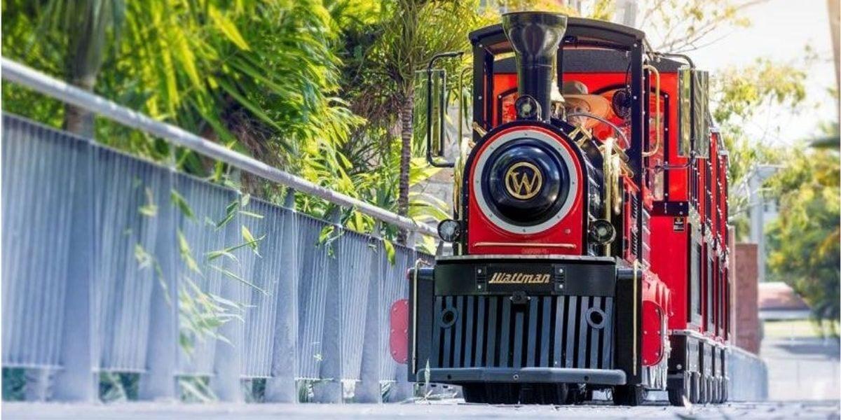 Parkland Explorer Train