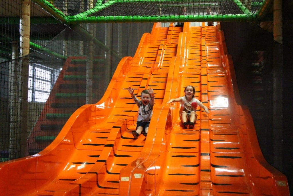 Urban Xtreme - playland Things to do with 3 Year Olds