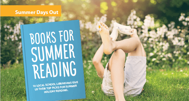 Books for summer reading