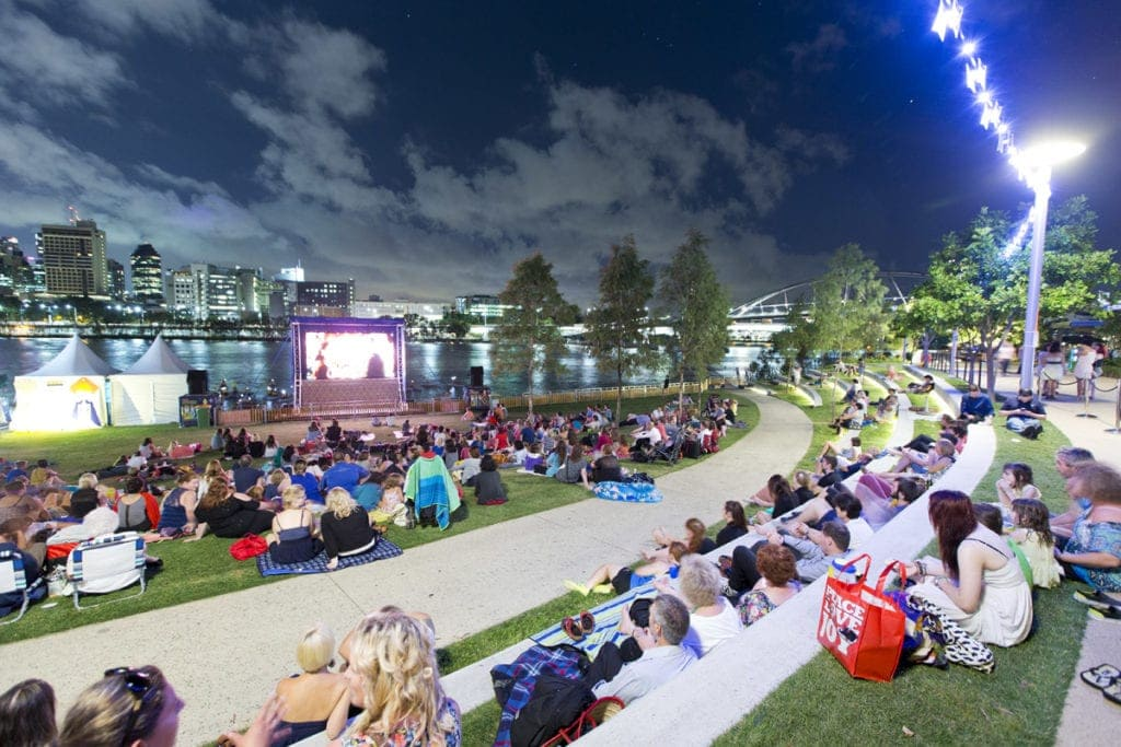 south bank christmas cinema
