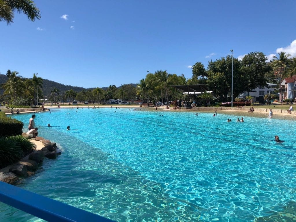 Airlie Beach with kids