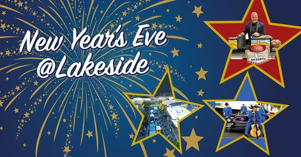 Lakeside New Year's Eve |