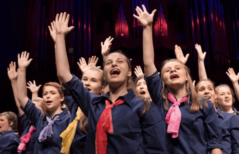 Queensland Show Choir Singers
