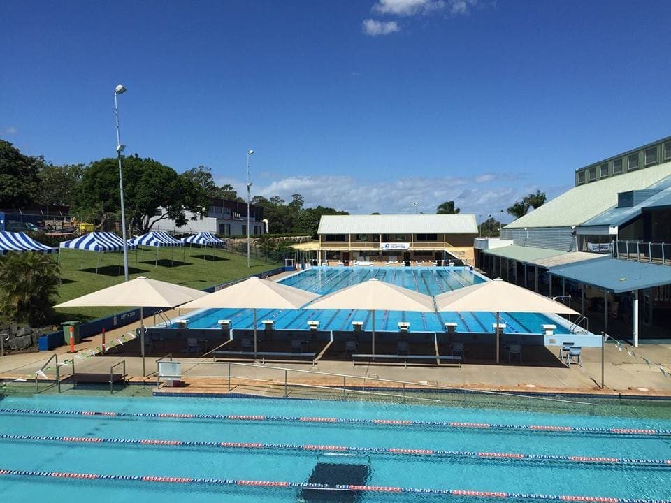 Nudgee College Swimming Pools