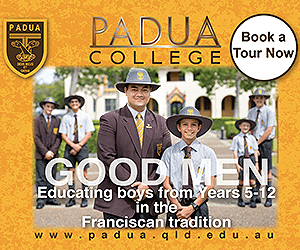 Padua College Book A tour