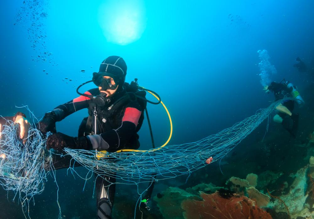 crazy arms fishing nets