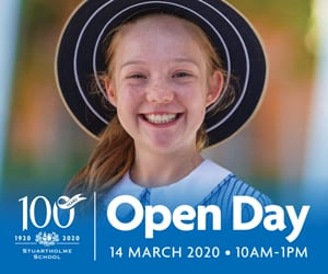Stuartholme open day 2020