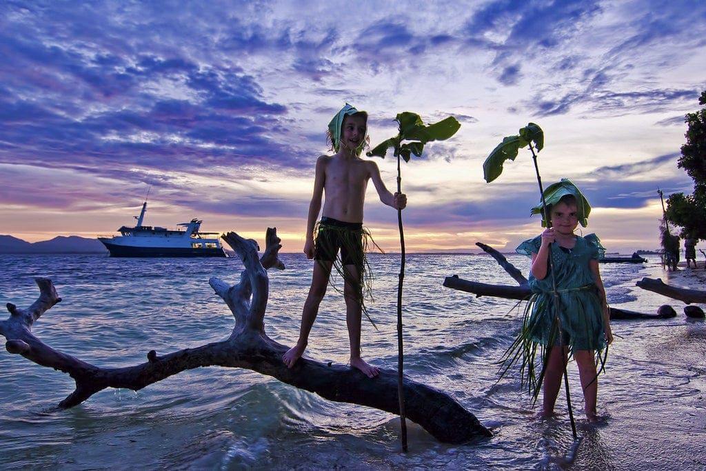 solomon islands coconuts