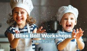 Bliss Ball Workshops Mitchelton