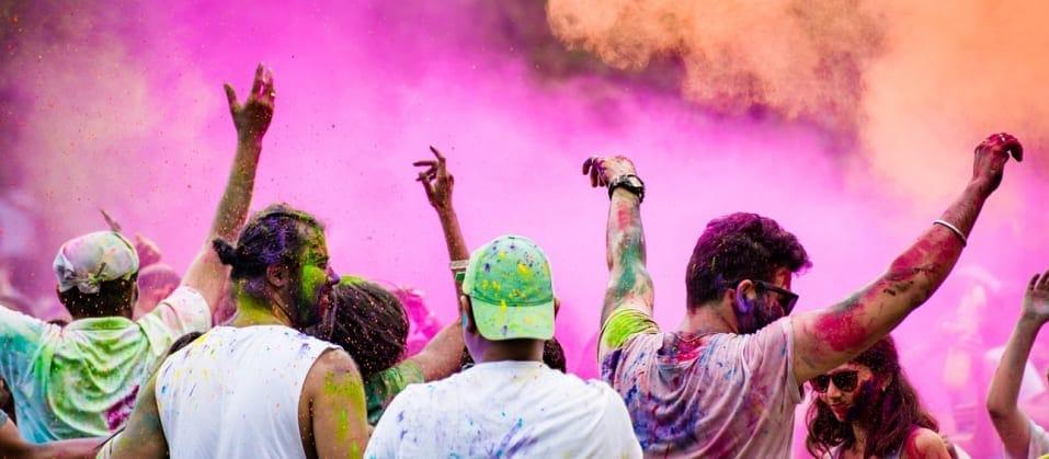 Brisbane Holi - Festival of Colours