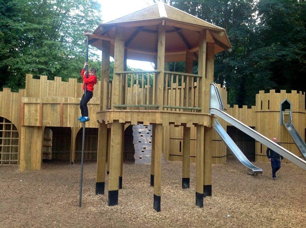 favourite playgrounds culzean castle