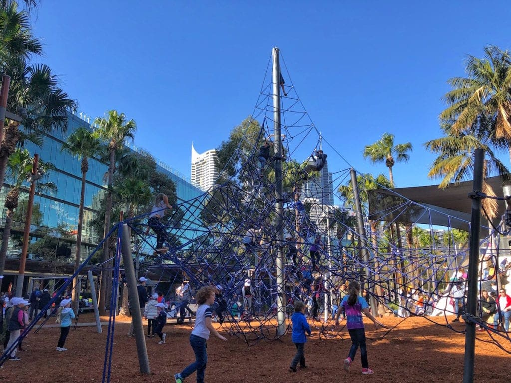 favourite playgrounds darling harbour
