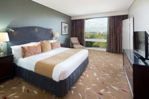 ROTP Executive Suite Bedroom
