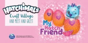 Hatchimals craft village! | Strathpine