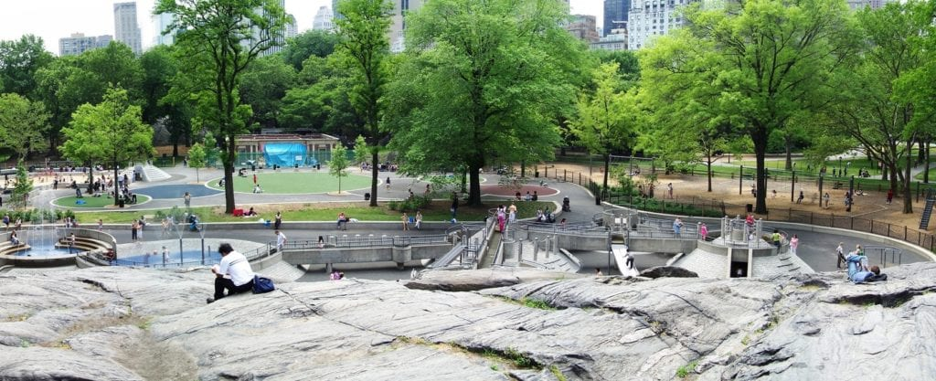 favourite playgrounds central park