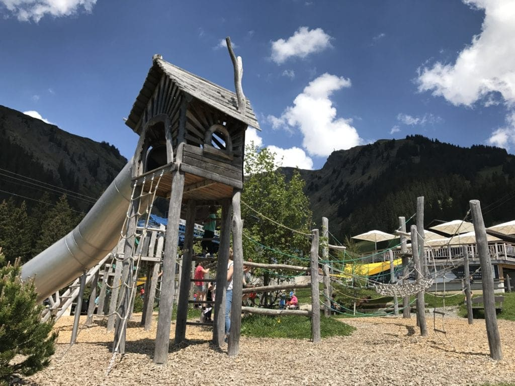 favourite playgrounds bort alpine
