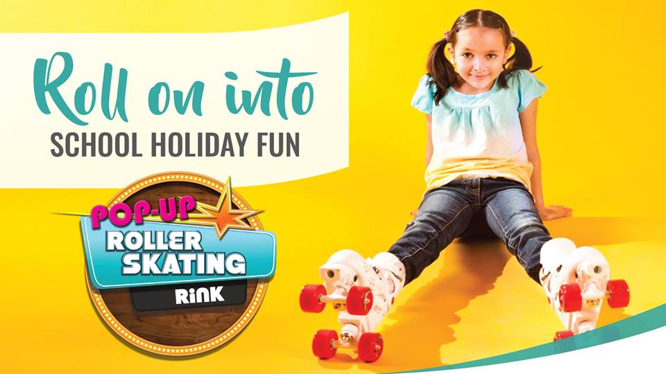 Pop-Up Roller Skating Rink | Morayfield