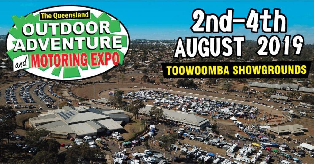 2019 Queensland Outdoor Adventure & Motoring Expo