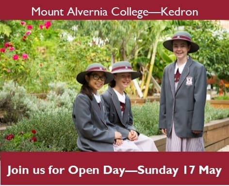 Mt Alvernia Open Day 2020