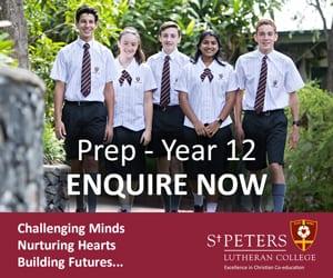 St Peter's Lutheran School