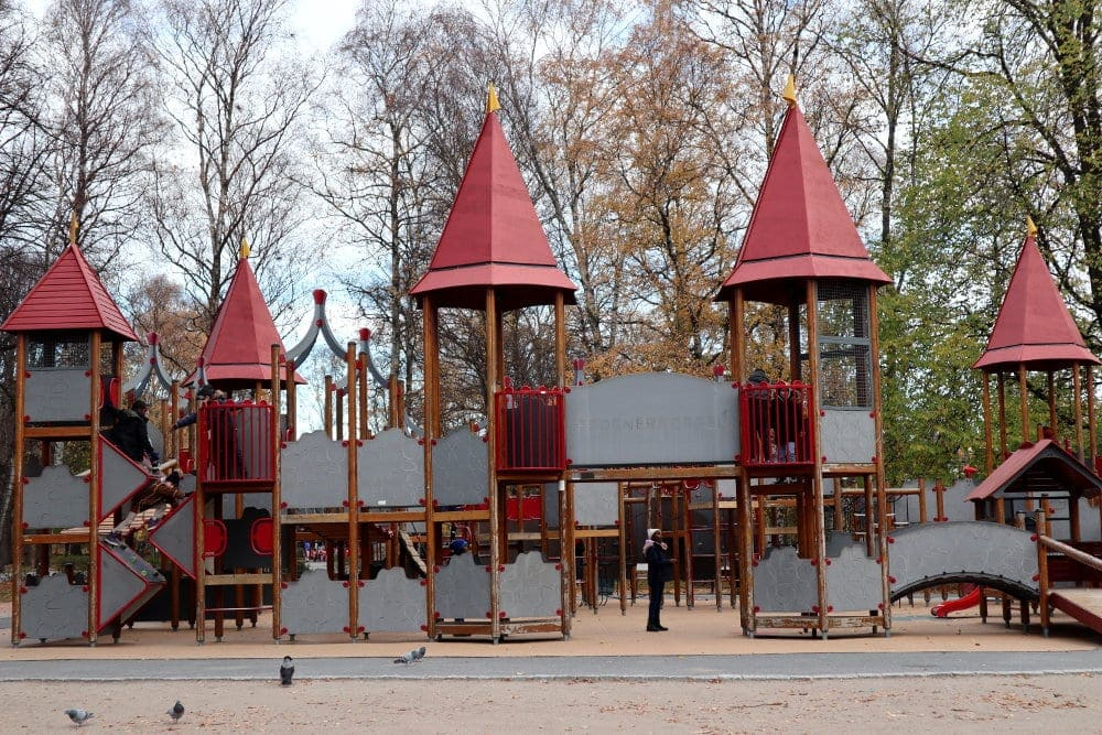 favourite playgrounds oslo