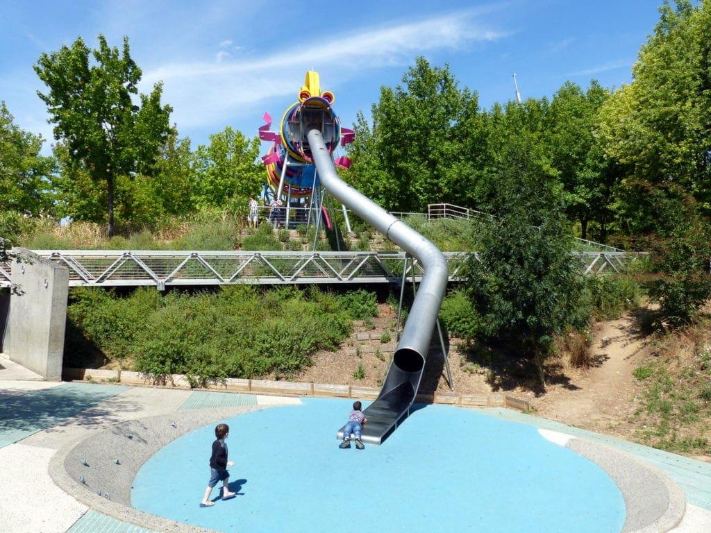 favourite playgrounds paris