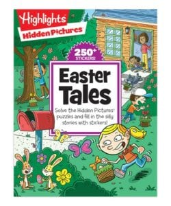 Book: Easter Tales - Non-Chocolate Easter Gifts for Kids