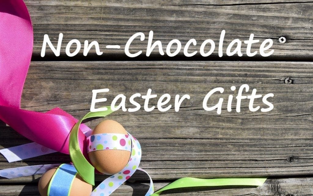 Non-Chocolate Easter Gifts