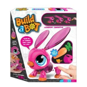 Build a Bot Bunny - Non-Chocolate Easter Gifts for Kids