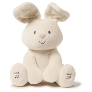 Flora Easter Bunny - Non-Chocolate Easter Gifts for Kids
