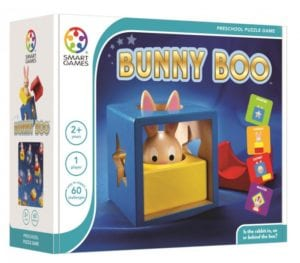 Bunny Boo Toy - Non-Chocolate Easter Gifts for Kids