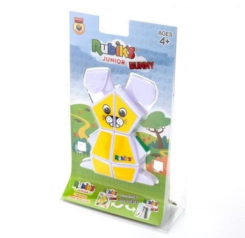 Rubik Junior Rabbit - Non-Chocolate Easter Gifts for Kids