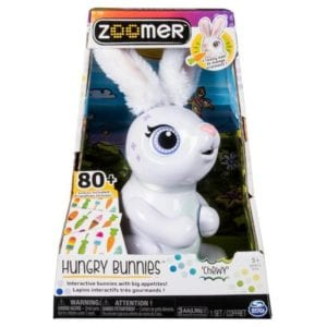 Zoomer Hungry Bunnies - Non-Chocolate Easter Gifts for Kids