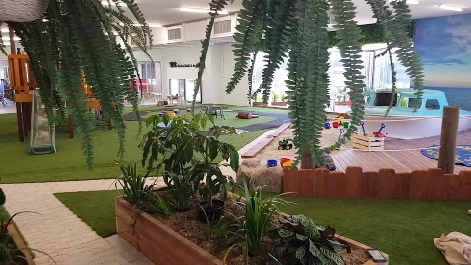 Bowen Hills Early Learning Upstairs Play Area