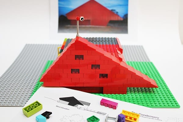 Micro Architects with LEGO