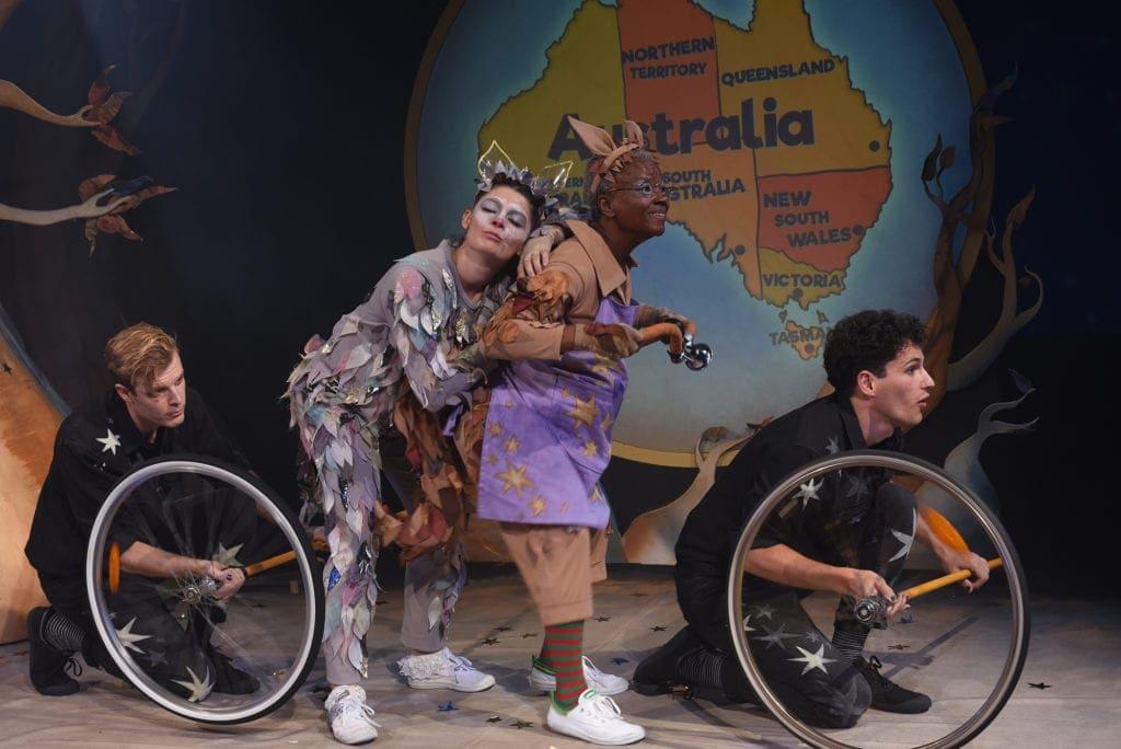 Possum Magic à Brisbane Powerhouse
