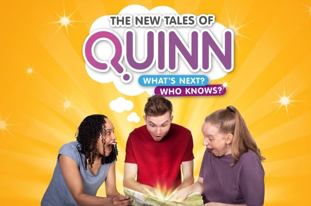 The New Tales of Quinn