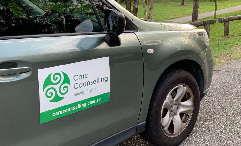 Cara Counselling Walk and Talk
